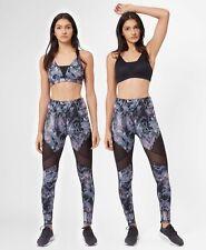 Sweaty Betty Reversible Yoga Leggings  Iridescence Multi Print