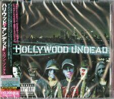 HOLLYWOOD UNDEAD-S/T-JAPAN CD BONUS TRACK E50