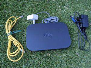Sky Q Hub ER115 Wireless AC Gigabit Broadband Router WiFi Hub