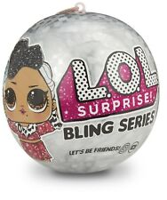 LOL SURPRISE Doll HOLIDAY BLING SERIES  🎀  GLAM GLITTER  Sister NEW Authentic