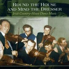 Round The House And Mind The Dresser: Irish Country-House Dance Music - (NEW CD)