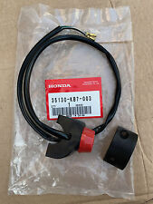Honda Kill Switch suitable for use with XL500 R XL250 R XL185 RH (35130-KB7-003)
