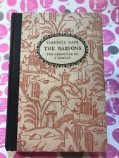 The Babyons The Chronicle of a Family Clemence Dane (1934) - EXCELLENT COND.