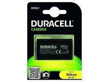 Duracell DRNEL1  Replacement Digital Camera Battery For Nikon EN-EL1 Battery