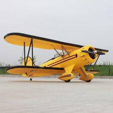 Dynam RC Airplanes Biplanes Waco Yellow 1220mm Wingspan - PNP