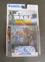 Princess Leia Organa Prince Xizor STAR WARS Comic Packs Pack MOC #5