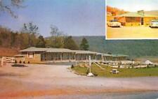 JASPER, TN  Tennessee  BRENDALENE MOTEL  Marion County c1950's ROADSIDE Postcard