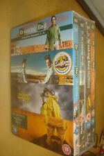 Breaking Bad Complete Seasons 1-4 Dvd