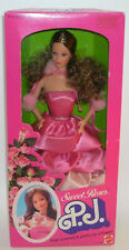1983 Barbie SWEET ROSES P.J. Doll SEALED 7455 Mattel Vintage