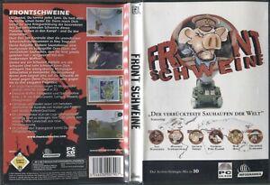 Frontschweine !! Klassiker für PC !! selten !! mit Handbuch !!