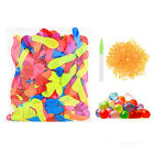 500 Kids Water Balloons Bunch O Water Bombs Refill Kit Tools Sanwood