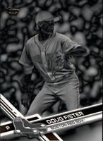 2017 Topps Update Black and White Negative Parallel Singles (Pick Your Cards)
