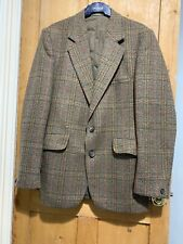 """HG Harris Tweed Mens jacket size M(38""""-40"""") country gent.Excellent Condition"""