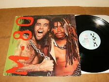 M-80 : SELF TITLED - HOLLAND LP 1984 - MEGATON Records 0008 - HARD ROCK
