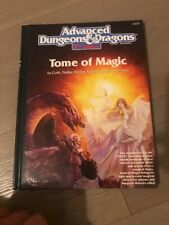 ADVANCED DUNGEONS & DRAGONS Accessory TOME OF MAGIC TSR (USA 2° Ed 1991) 2121