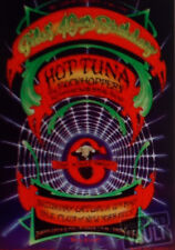 HOT TUNA POSTER YALE Jefferson Airplane Flying Other Brothers BGSE4 RANDY TUTEN
