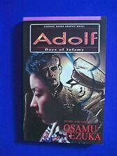 Adolf : Days of Infamy: Osamu Tezuka (Bk 4 of 5) Ist edn (1996)  New
