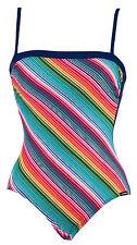 Eleganter Badeanzug der Spitzenklasse Gr. 42D von SUNMARIN! NEU! Serie TAHITI