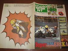 MOTOSPRINT 1978/41 PROVA MAER 250 ROBERTS SHEENE