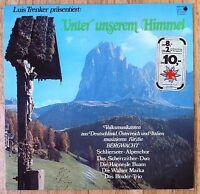 VARIOUS ARTISTS Luis Trenker präsentiert: Unter unserem Himmel LP