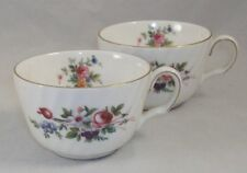 Minton MARLOW 2 Cups Wreath Backstamp A+ Cond