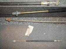 NOS 1982 Buick Skyhawk 1982 Cadillac Cimarron Clutch Pedal Cable 0.854 14024991