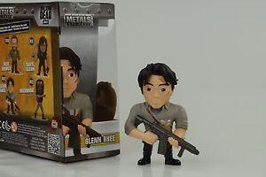 Fim Película Walking Dead Glenn Rhee 10cm Figura Jada