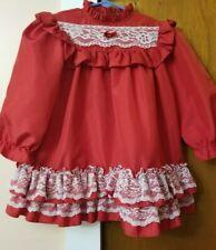 New listing Beautiful Vintage Girl Dress Martha's too size 4t