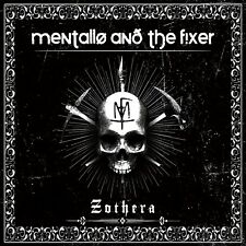 MENTALLO & THE FIXER Zothera LIMITED 3CD BOX 2014