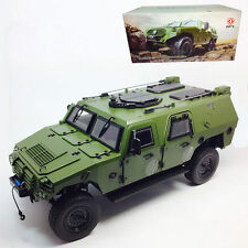 Special offer!!!!1:18 Dongfeng motor new Warrior military armoured vehicle model