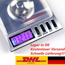 20g/0.001g Mini Digital Schmuck Gramm Feinwaage Goldwaage Elektronische Scale DE