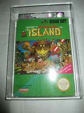 Adventure Island 1 (Nintendo Entertainment System NES, 1988) NEW Sealed VGA 80+