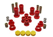 Energy Suspension Control Arm Bushing Set Red Front for 00-07 Tahoe # 3.3190R