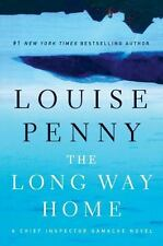 Chief Inspector Gamache Novel: The Long Way Home by Louise Penny (2015,...