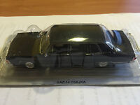 """DIE CAST """" GAZ-14 CSAJKA """" CAR OF THE' EST SCALE 1/43"""