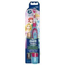 Braun Oral-B Advance puissance ENFANTS FILLE Batterie Brosse à dents,