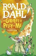 The Giraffe and the Pelly and Me by Roald Dahl (Paperback, 2016)