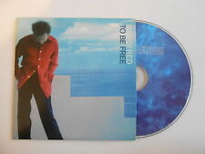 SIMPLY RED : TO BE FREE - BLUE [ CD SINGLE ] ~ PORT GRATUIT
