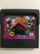 GP Rider Sega Game Gear Cart Only Clean Tested