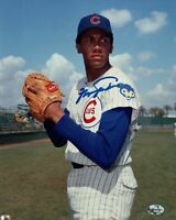 Fergie Jenkins Signed 8X10 Photo Autograph Chicago Cubs Posing w/COA Auto
