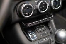 Supporto auto cellulare Alfa Romeo Giulietta nero Iphone, Samsung, Huawei...
