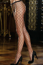 Tights 2 x Sexy Black Whalenet Fishnet Diamond Pirate Army Bunny Girl Hen
