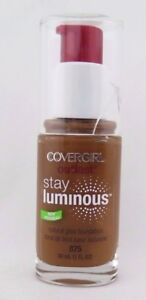 Covergirl Outlast Stay Luminous Natural Glow Foundation *Twin Pack*