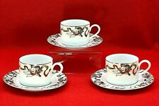 American Atelier Heavenly Hosts Set of 3- Cups and Saucers