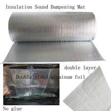 10ft x 3.3ft Cars Insulation Noise Proof / Soundproof Deadener Blocker Material