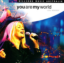 Hillsong Music Australia - You Are My World CD 2001 Darlene Zschech