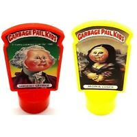 Garbage Pail Kids Pencil Billboards / Toppers Set of 2 Vintage 1985 Imperial Toy