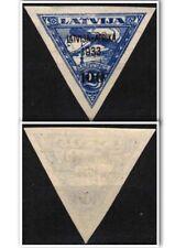 Latvia 1933, Sc C13, Imperf. MLH.