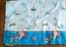 Buzz Lightyear Twin Flat Sheet Used