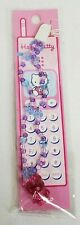 Vtg 1998 Sanrio HELLO KITTY Pink CHARM Mobile Cell Phone BEADED Strap NEW / RARE